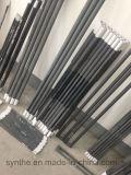 Carbure de silicium à spirale simple élément de chauffage pour les fours de traitement thermique
