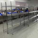 NSFの調節可能で頑丈な金属の倉庫ラック製造業者