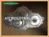 精密機械化の部品の中央機械装置部品の高品質CNCは予備品モーターカバーを分ける