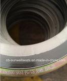 内部および外または傷つけられたガスケットまたはグラファイトのガスケットまたは金属のガスケット(SUNWELL)が付いている螺線形の傷のガスケット