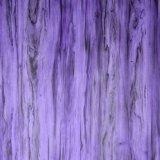 Couro de imitação do saco do PVC da grão de madeira colorida da casca de árvore