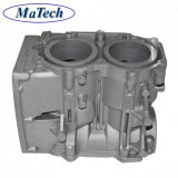 La gravità di alluminio il blocchetto di Enigne del macchinario pesante della pressofusione