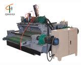 Machines rotatoires de tour de découpage d'écaillement de placage en bois