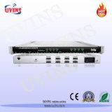 8 en 1 H. 264 Codificador de alta definición con salida IP