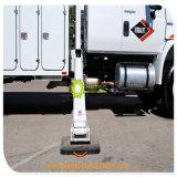 Leve e pesado personalizado dever Crane Apoio para pernas e UHMWPE escora pastilhas de plástico