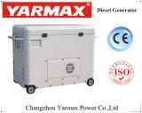 Générateur diesel silencieux de Yarmax 5.5kVA 6.5kVA, le meilleur générateur Ym8800t de la Chine