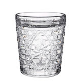 10 Ounce Crystal Lead Free Doubles Old Fashioned Crystal Glasses