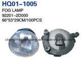 L'Assemblea della lampada della nebbia misura il #OEM 92201-2D000/92202-2D000 della Hyundai Avante Elantra2002-2003