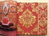 Behang van de Manier van het Huis van het Behang van pvc S003 het Decoratieve