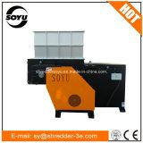 Desfibradora de la trituradora plástica/botella plásticas del animal doméstico que machaca la máquina