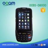 De androïde Collector van 5.1 van de Verrichting Gegevens van het Systeem Mobiele Industriële PDA