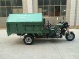 250cc 유압 펌프를 가진 강력한 쓰레기 세발자전거 2 톤
