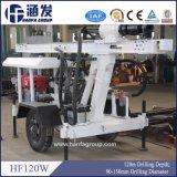 Type plate-forme de forage rotatoire de remorque de Hf120W