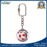 عالة تذكار هبة مفتاح حامل لأنّ كرة قدم