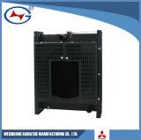 Tank Van uitstekende kwaliteit van de Radiator van de Generator van Cummins de Bijkomende