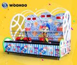 Игровая площадка в помещении детей в баскетбол игры машины Cager машины