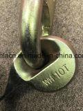 Béton préfabriqué en béton précontraint anneau de levage rapide de levage sur le fil de l'anse d'embrayage