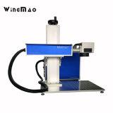 macchina professionale del Engraver del laser di alta qualità della macchina della marcatura del laser della fibra di 20W 30W per le modifiche di orecchio delle targhette della modifica di cane del metallo