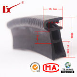 Extruded Rubber Protective Seal Strips for Windows and Doors