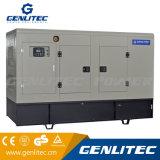 Generador diesel silencioso 40kVA 60kVA 80kVA 100kVA con el depósito de gasolina 24hours para la aplicación Telecom