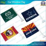 Изготовленный на заказ оптовая продажа флага автомобиля нестандартной конструкции флага автомобиля промотирования (M-NF08F01001)