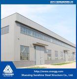 Het Frame van het Staal van Fabrications Madeof van de Workshop van de Structuur van het staal van China