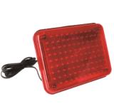 Supporto di superficie che avverte l'indicatore luminoso dello stroboscopio del LED per il veicolo
