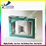 2018 Cosmética Wholesale Caja de cartón de papel con ventana