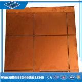 12.38 millimetri di vetro laminato con il vetro Bronze del rivestimento