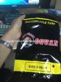 El caucho natural y el tubo interior de caucho butílico para neumáticos moto