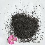 Brown fixierte Tonerde für Poliermittel u. feuerfestes Material