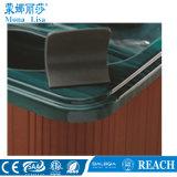 Rechthoek Vier de Acrylic SPA Ton van de Hoek Seat Massage (m-3318)