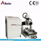 3D mini 3030 máquina de madera del ranurador del CNC de 5 ejes