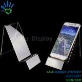 AcrylHandy-Ausstellungsstand-Mobiltelefon-Bildschirmanzeige-Halter Smartphone Standplatz