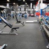 Le sport en vinyle PVC synthétique le fabricant du plancher