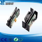 3 vía puerto Ttl POS Mini Lector de tarjetas de banda magnética