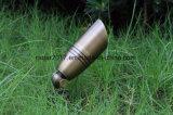 鋳造物の真鍮の点ライトLED景色の照明設備防水IP65