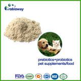 Caninos não OGM prebióticos probióticos Dog suplemento alimentar aditivos na alimentação animal