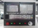 3개의 기어 선반을 자르는 Cjk6150b-2*1250mm CNC 관