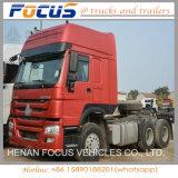 Heißer Verkauf Sinotruck HOWO Preis des LKW-Kopf-4X2 371HP