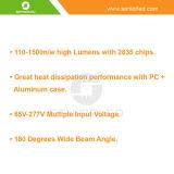 耐熱性T8 LEDの蛍光置換の管ライト