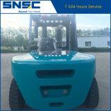 Carretilla elevadora diesel de Snsc 7ton con el motor de China para la venta