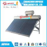 bobina de cobre Pre-Heated presurizado calentador de agua solar