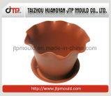 円形のプラスチック植木鉢型の光沢度の高いキャビティ型