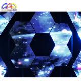 Innenbildschirmanzeige-Wand-dekorativer Bildschirm des neuen Produkt-2016 farbenreiche LED
