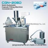 Máquina de Llenado de Cápsulas semiautomático (CGN-208D) El equipo de farmacéuticos