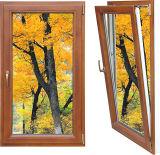Europäisches Art-festes Holz-Neigung-u. Drehung-Fenster