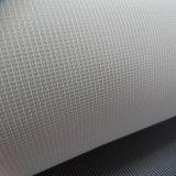 Planície e engranzamento tecido puro da fibra de vidro