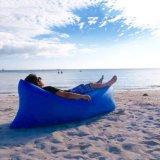 2016新しく熱く膨脹可能で不精な空気ソファーの方法旅行寝袋の/Airのたまり場袋
