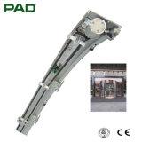 Kurvte automatischer schiebender automatischer Bediener der Tür-2007 gekrümmte/Geschwindigkeits-Tür